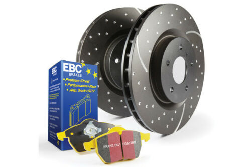S5KR1506 Stage 5 Kits Yellowstuff And Gd Rotors