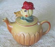 Vintage Regal China Old McDonald's Farm Duck Teapot