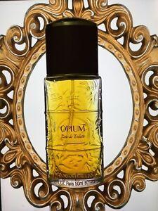 Vintage-OPIUM-Yves-Saint-Laurent-ysl-EDT-24-ml-left-spray-women-perfume-PARIS