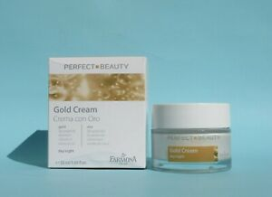 FARMONA Perfect Beauty Gold Cream 1.69 fl.oz Exp 2/2023