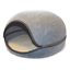 BUSTER-amp-BEAU-CAT-KITTEN-OSLO-POD-COMFY-CAT-BED-BLANKET-2-COLOURS-GREY-SANDSTORM thumbnail 2
