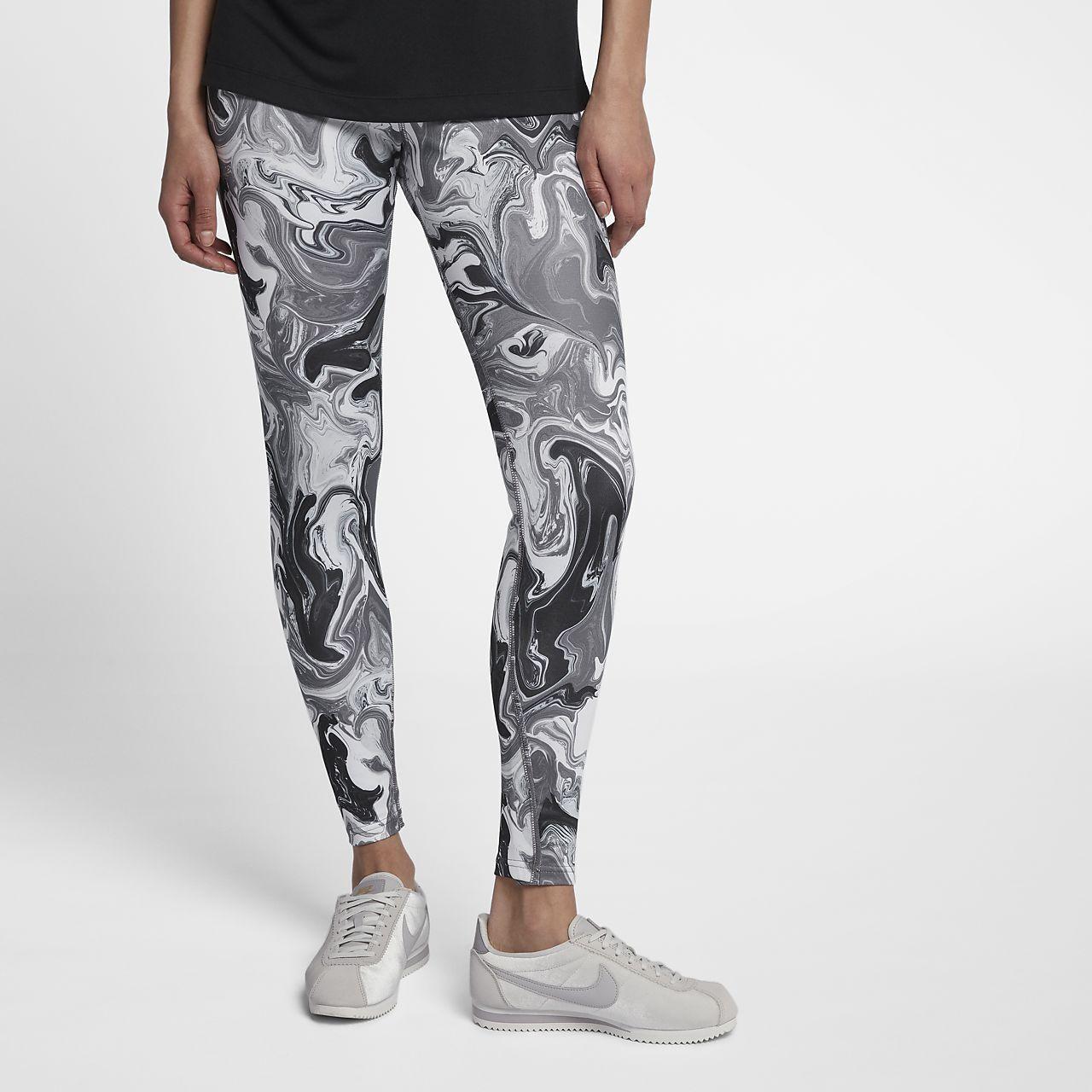 Women's NIKE  Sportswear Leg-A-See Running Leggings Size Medium. AH6499-036  cheap and top quality
