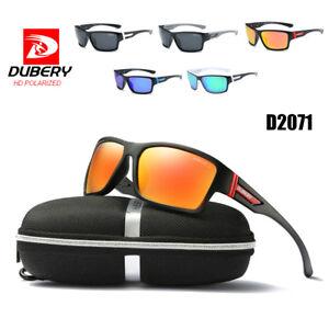 DUBERY-Lunettes-de-Soleil-HD-Polarisees-Anti-UV400-Sport-Conduite-Boite-Homme