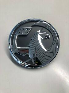 Vauxhall-Opel-Cascada-Cabriolet-Emblem-Taster-hinten-Heck-NEU