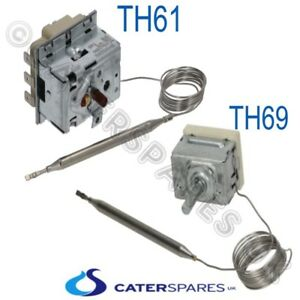 LINCAT-TH61-TH69-FRYER-OPERATING-CONTROL-amp-HIGH-LIMIT-SAFETY-THERMOSTAT-KIT