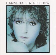 Hanne Haller Liebe usw. (1988) [CD]