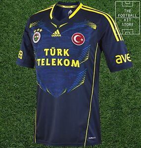 Image is loading Fenerbahce-Away-Shirt-adidas-Turkish-Football-Jersey-Mens- dc6925f1568e4