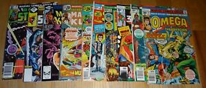 10-MISV-MARVEL-BRONZE-AGE-COMICS-LOT-1