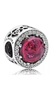 9a7ca334c Pandora DISNEY Beauty and the Beast BELLE RADIANT ROSE charm 925 ALE ...