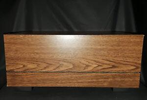 2-Pioneer-CP-F9900-Wood-Grain-Speaker-Stands-New
