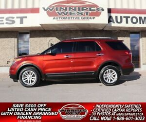 2014 Ford Explorer LOADED WITH LIMITED EDITION APPEARANCE & OPTIONS
