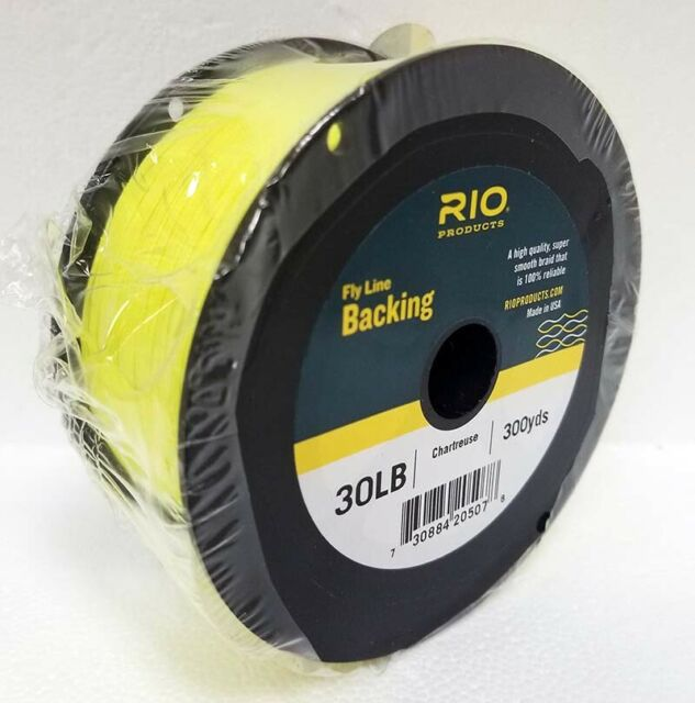Flyline Backing Rio Products Fly Fishing
