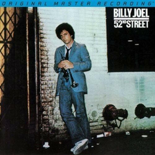 Billy Joel - 52nd Street [New Vinyl] Ltd Ed, 180 Gram