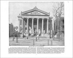 CITY-HALL-New-Orleans-Pillar-of-Hercules-Columbia-RIVER-OREGON-1897-PRINT