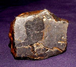 Meteorite-Canyon-Diablo-Parte-Lucidato-Corroso-Troilit-Arizona-29x24x25mm