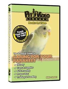 DICKY-BIRD-TOYS-CARING-FOR-YOUR-PARAKEET-BUDGIE-PARROT-CARE-DVD-PLUS-FREE-GIFT