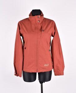 Details zu Jack Wolfskin Urban Außen mit Kapuze Damen Jacke Mantel Größe EU XS , UK 8