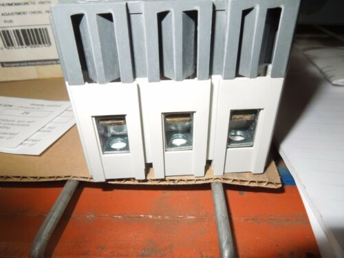 ABB SACE S1 S1B S1B125R125 125A 3P 500VAC 250V DC Circuit Breaker New Surplus