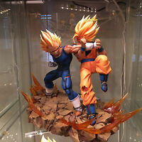 Dragon ball z Vkh Goku Vs Majin Vegeta Statue No Tsume
