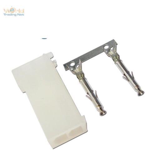 embrayage 5 x femelle 2 broches Connecteurs Femelle zb pour LEDs