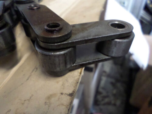 HOLLOW PIN ROLLER CHAIN .875in Roller 10ft Lengths C2062HHP 1.5in PITCH