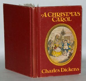 A-Christmas-Carol-A-Ghost-Story-Of-Christmas-Charles-Dickens-HB-1983