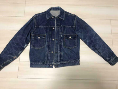 507XX single-sided tab LEVIS second BIGE vintage L