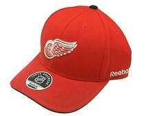 size 40 1325d 95890 item 4 New Detroit Red Wings Youth Boys 8-20 Official Reebok Face Off  Headwear NHL Hat -New Detroit Red Wings Youth Boys 8-20 Official Reebok  Face Off ...