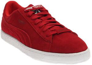 Puma-Trapstar-Suede-Red-Mens