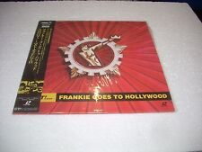 FRANKIE GOES TO HOLLYWOOD / SHOOT Japan Laserdisc