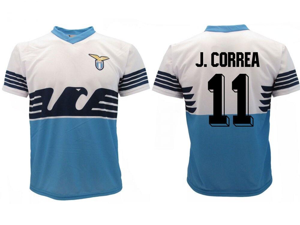 Maglia Calcio Correa Ufficiale LAZIO 2018- 2019 Joaqui'n numero 11 Home Aquila