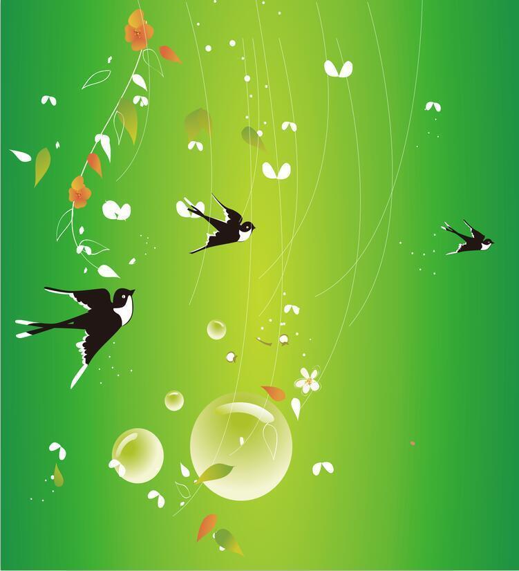 3D Fliegen-Vogel 43 Fototapeten Wandbild Fototapete Bild Tapete Familie Kinder