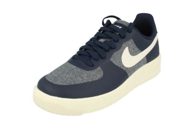 527171b6dd Nike Air Force 1 Ultraforce PRM Premium Midnight Navy Men Af1 Shoes ...