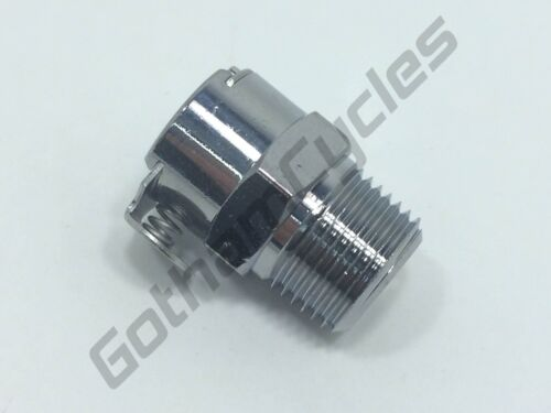 BMW Petrol Tank Fuel Pump Line Fitting Metal Quick Release Disconnect Coupling