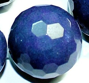 18mm-Faceted-Deep-Blue-Jade-Round-Beads-10pcs