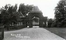 Avery Hill Eltham Woolwich unused sepia RP old postcard Daniell Bros