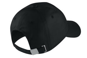 low priced 14b5d c4ba2 Nike Unisex Cap Summer Hat Metal Swoosh H86 Black  943092 010