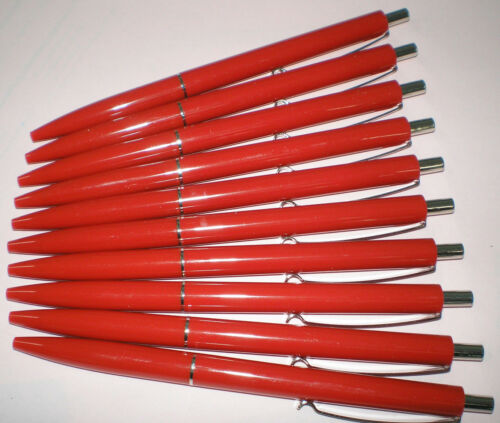 10x Schneider K15 rot 3082 Druckkugelschreiber Kuli Kugelschreiber NEU
