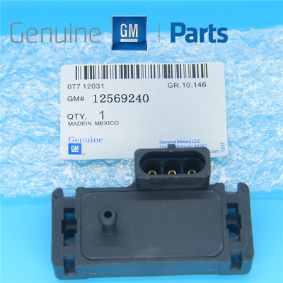 CHEVY C1500 C2500 C3500  MAP SENSOR Manifold Absolute Pressure Sensor 1984-1991