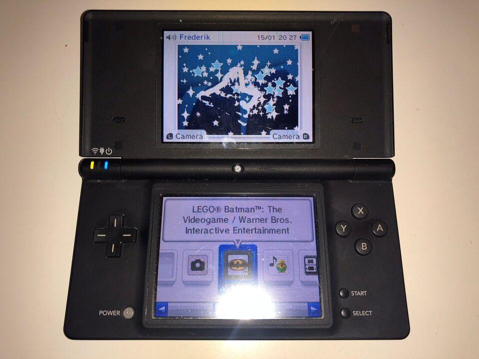 Nintendo DSI, God