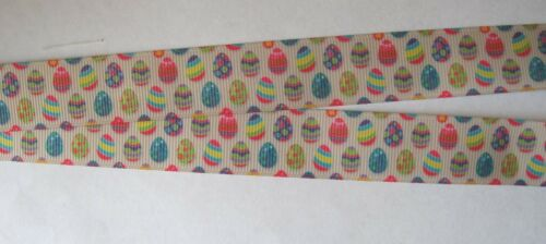 ID badges ribbon bunny cute Easter Egg lanyard breakaway ID holder 2 sizes