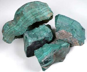 1-Brute-Malachite-Specimen-Chakra-Nettoyage-et-Equilibrage-Cristal-25mm