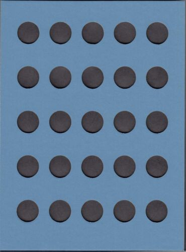 2 Whitman Coin Folders Mix//9043 For Collection Of Dimes Plain 77 Blank Slots NEW