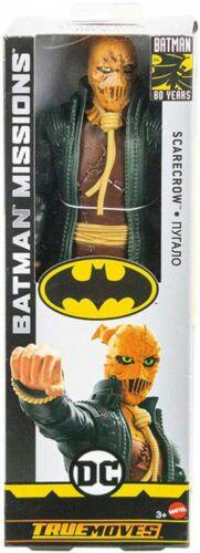 DC Comics Batman missions SCARECROW FIGURINE