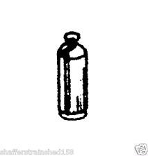 Scale Structures # 2324  Fire Extinguisher #1 pkg(6) Miniature Tools   HO MIB