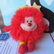 """Rainbow Brite Red Sprite Doll Vintage 12"""" Needs TLC"""