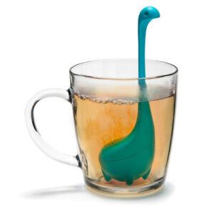 Silicone Strainer Reusable Tea Bag Infuser Filter Diffuser Loose Tea Leaf TR`d