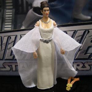 "STAR WARS the black series Princess LEIA ORGANA a new hope 3.75/"" TBS anh Walmart"