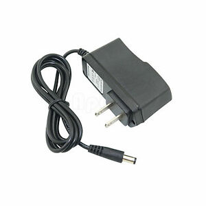 AC DC Power Supply Cord Charger Adapter For Proform 395E 395 Elliptical Trainer