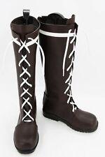 Black Butler Kuroshitsuji Mey Rin Cosplay Shoes Boots Custom Made